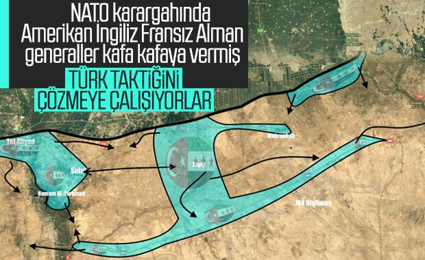 Suriye'nin kuzeyinde Türk hakimiyeti