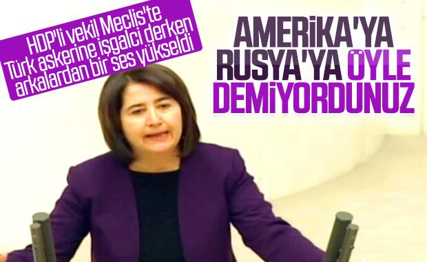 Türk askerine 'işgalci' diyen HDP'liye ABD-Rusya cevabı