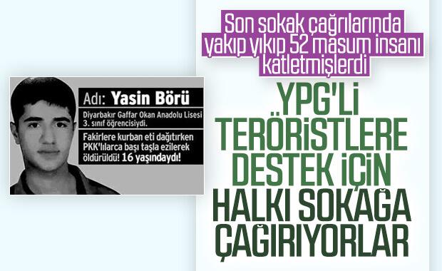 HDP sokak çağrısı yaptı