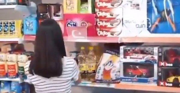 YPG sempatizanları Türk mallarına boykot başlattı