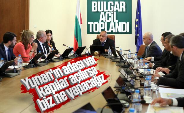 Bulgaristan'da mülteci endişesi