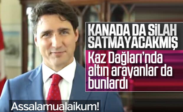 Kanada Türkiye'ye silah satışlarını geçici olarak durdurdu