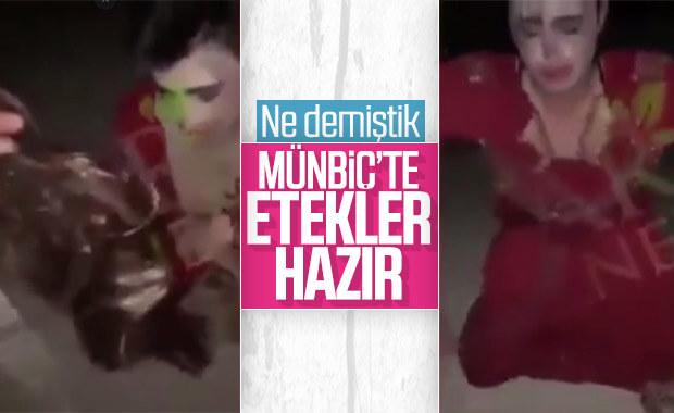 Kadın kılığına girerek kaçmaya çalışan terörist yakalandı
