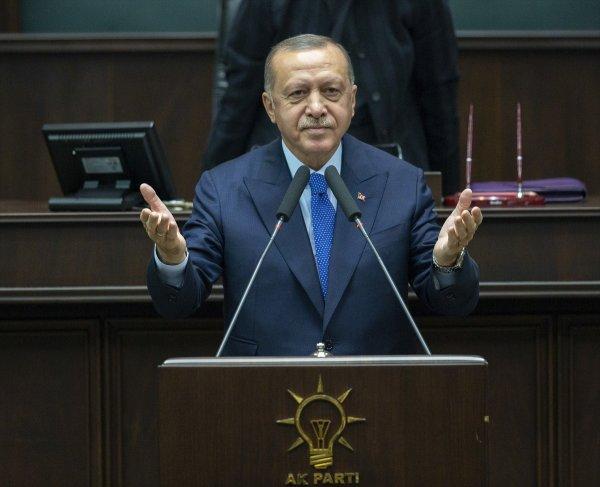 Erdoğan, Macron'a verdiği tarihi ayarı anlattı