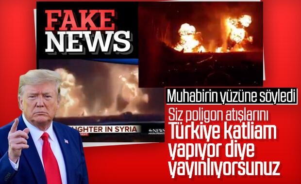 Donald Trump, ABC muhabirini rezil etti
