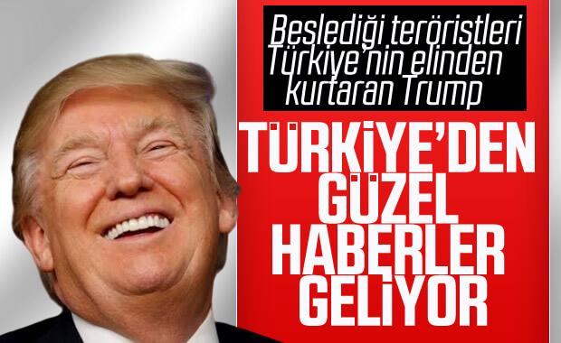Trump, Cumhurbaşkanı Erdoğan'a teşekkür etti