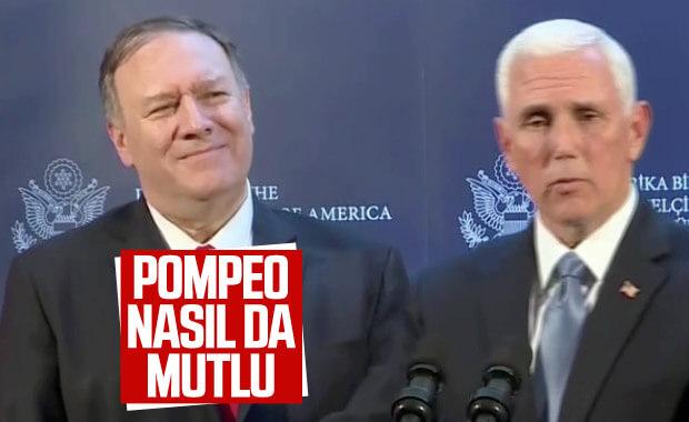 Amerika, Türkiye ile yapılan anlaşmadan memnun