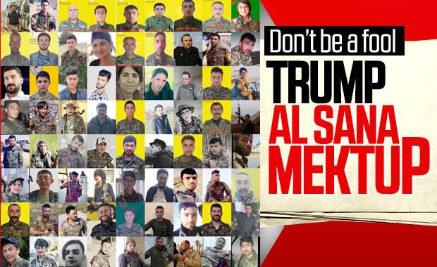 YPG'li teröristler, Mehmetçik karşısında çaresiz