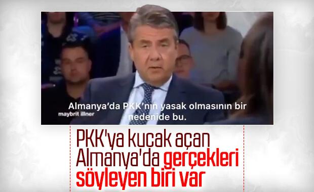 Eski Almanya Dışişleri Bakanı'ndan PKK itirafları