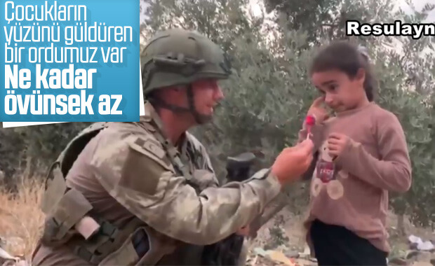 MSB, Tel Abyad ve Resulayn'dan görüntüler paylaştı