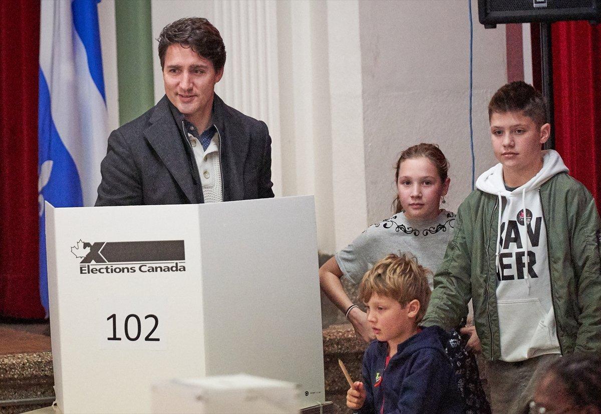 Kanada'da seçimin galibi belli oldu