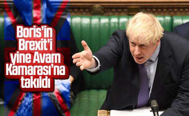 Brexit'te Boris Johnson'a bir kez daha hayal kırıklığı