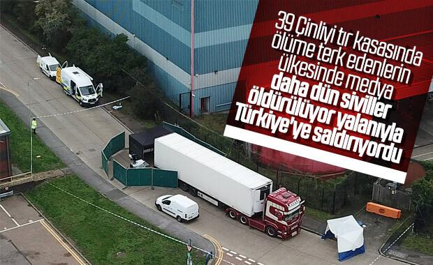 İngiltere'de kamyondan 39 mültecinin cesedi çıktı