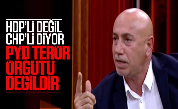 Erdal Aksünger: PYD terör örgütü değildir