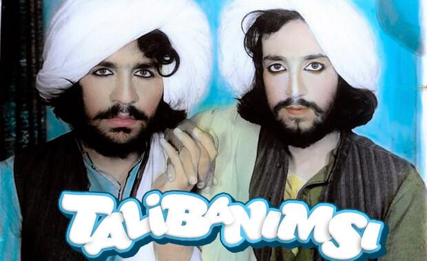 Taliban üyelerinin gizli kalmış fotoğrafları