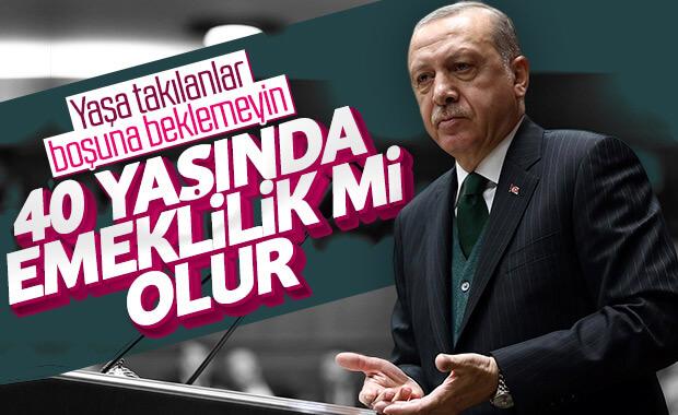 EYT'deki son durum Erdoğan'a soruldu