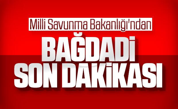 ABD, Bağdadi operasyonunu Türkiye'ye haber verdi