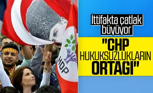 CHP-HDP ittifakında tartışmalar sürüyor