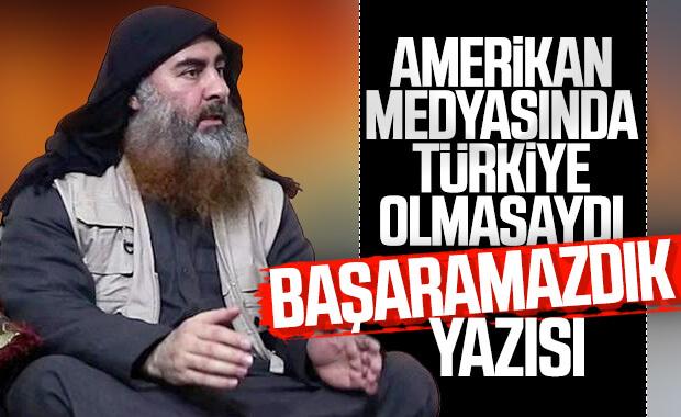 NYT: Bağdadi'nin öldürülmesinde Türkiye'nin önemi büyük