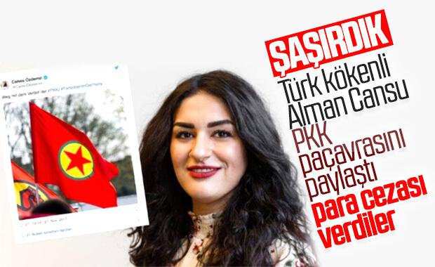 Almanya Sol Parti Eşbaşkanı Özdemir'e mahkemeden ceza
