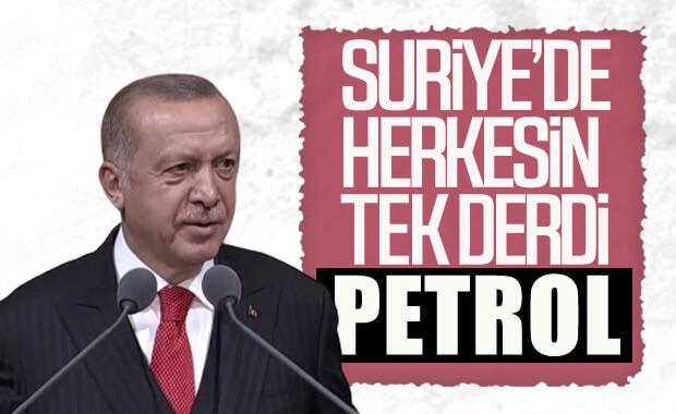 Erdoğan, Cumhuriyet Bayramı Kabul Töreni'nde konuştu