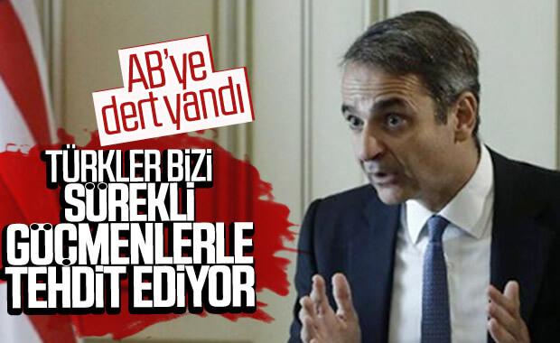 Miçotakis: Türkiye sürekli tehdit ediyor