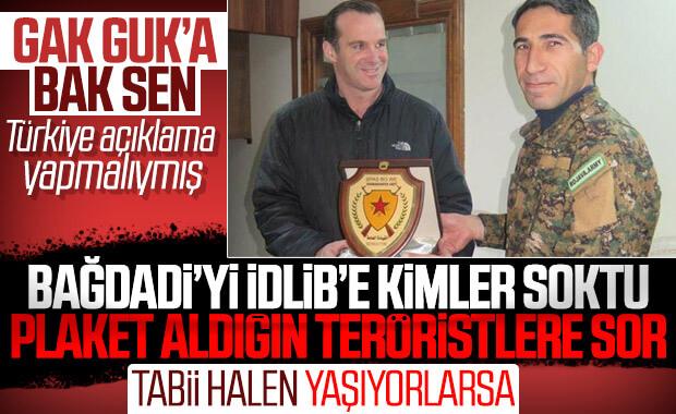 McGurk'tan Türkiye'ye Bağdadi iftirası