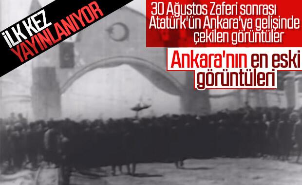 Büyük Taarruz'dan sonra Ankara