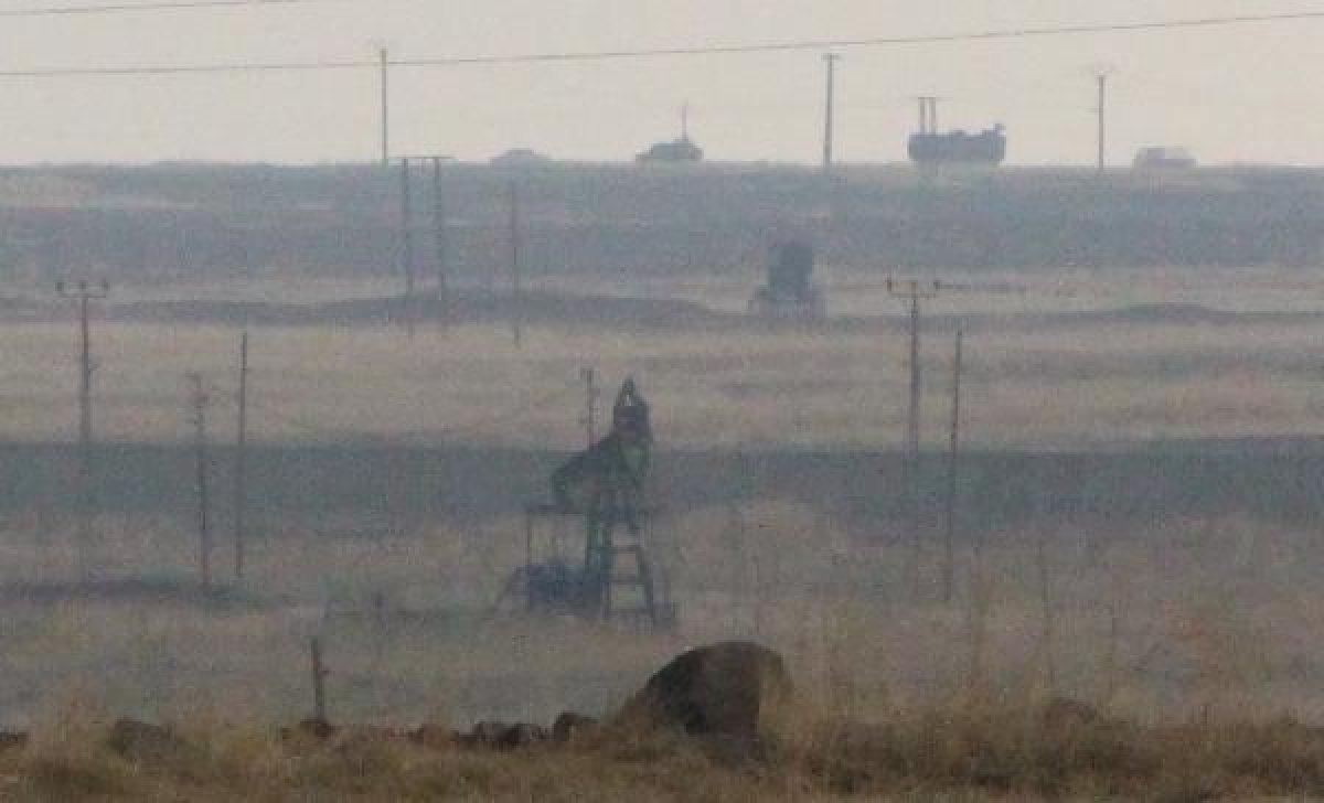 Rusların Suriye'de koruduğu petrol kuyuları