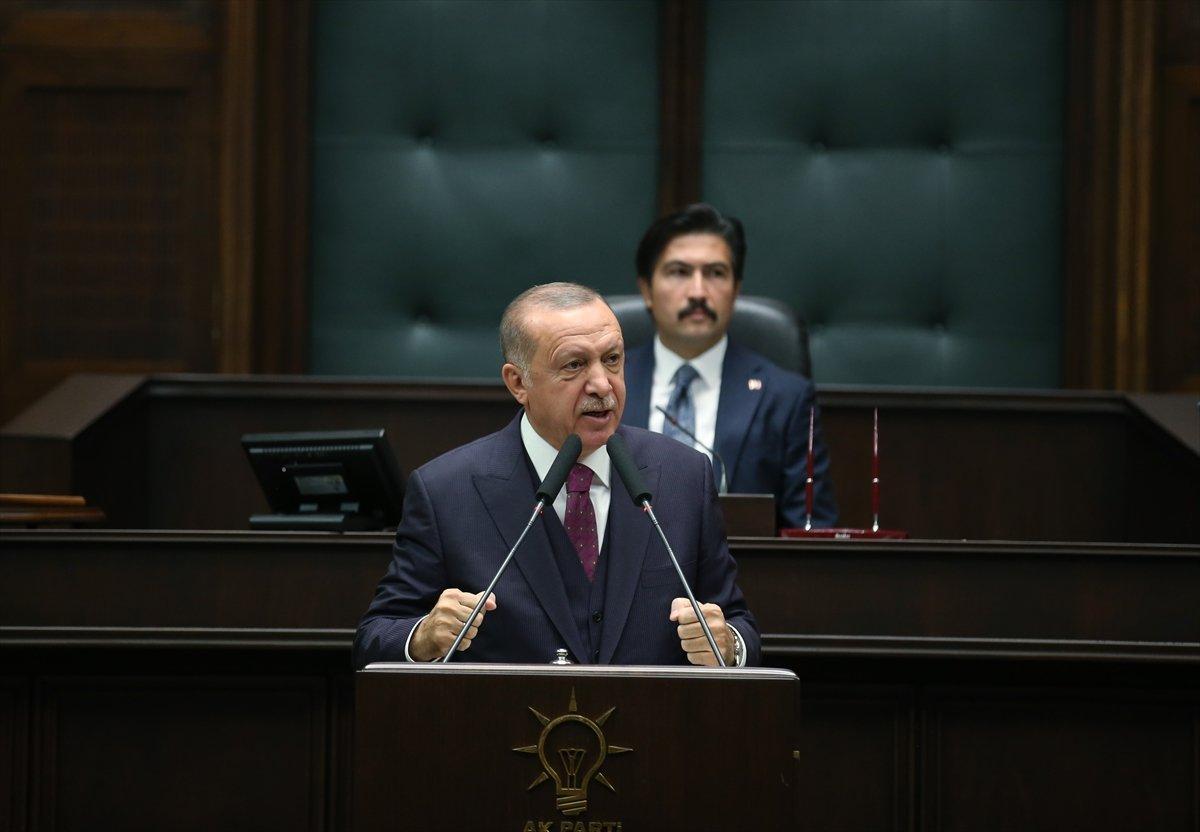 Cumhurbaşkanı Erdoğan, ekonomi eleştirilerine cevap verdi