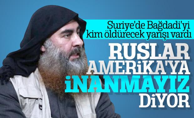 Rusya, Bağdadi'nin ölümünü teyit edemedi
