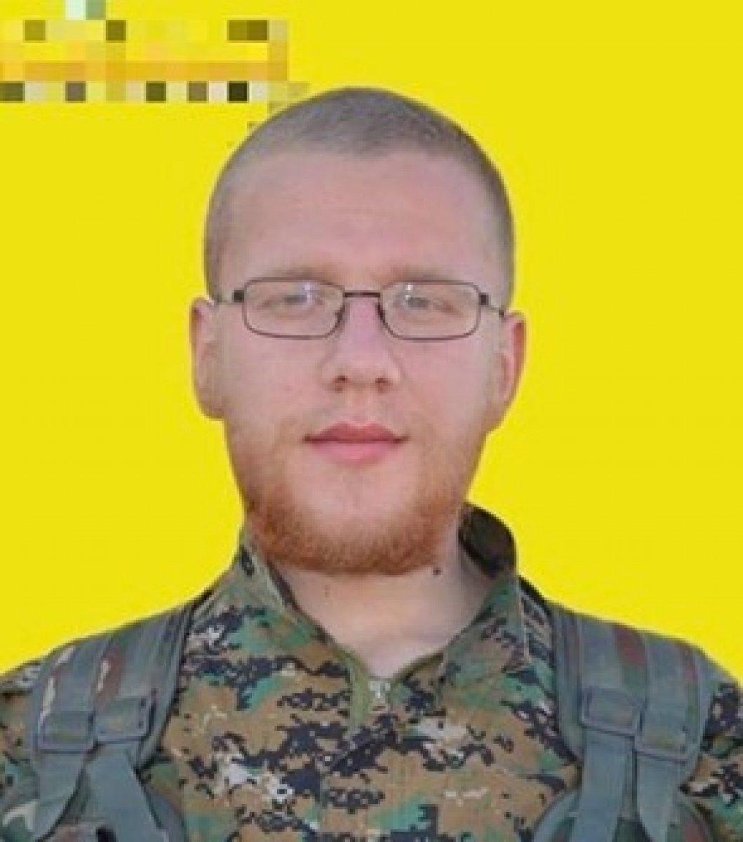 Almanya'dan YPG'ye katılan terörist öldürüldü