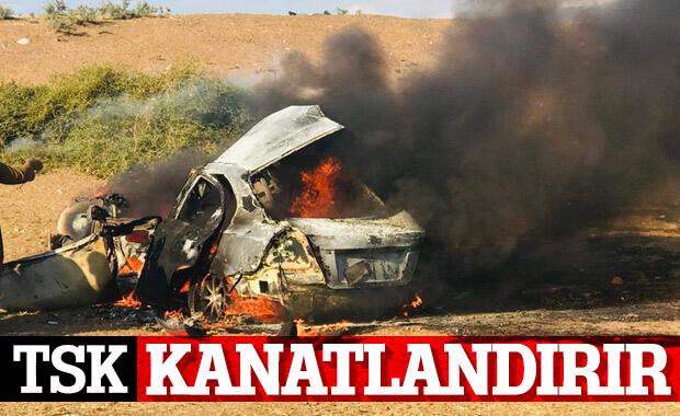 Kandil ve Haftanin'de 3 PKK'lı terörist öldürüldü