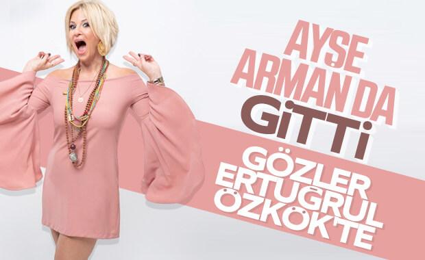 Ayşe Arman Hürriyet'ten istifa etti