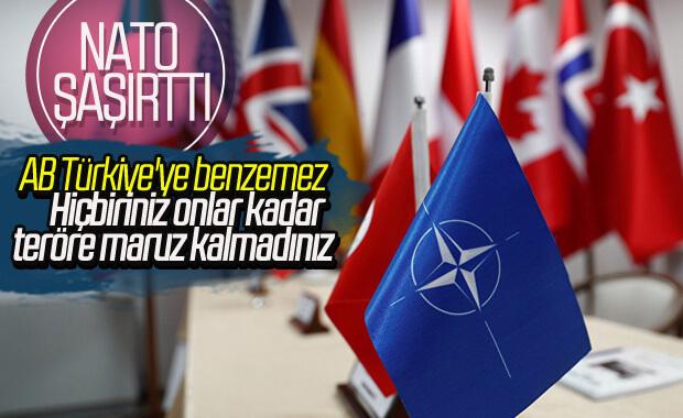NATO Türkiye'yi savundu
