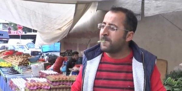 Zehirli ıspanak haberlerine pazarcılardan protesto