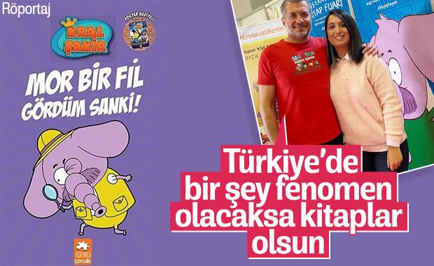Varol Yaşaroğlu ile Mor Bir Fil Gördüm Sanki 7 üzerine söyleşi
