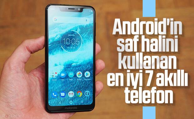 Android One işletim sistemine sahip en iyi 7 telefon