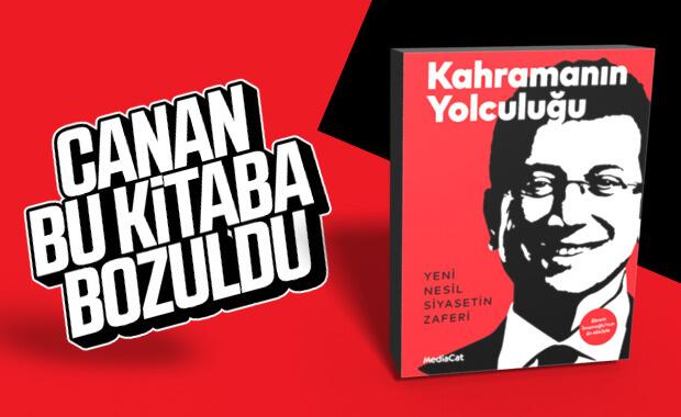 Necati Özkan'ın kitabı, Canan Kaftancıoğlu'nu kızdırdı