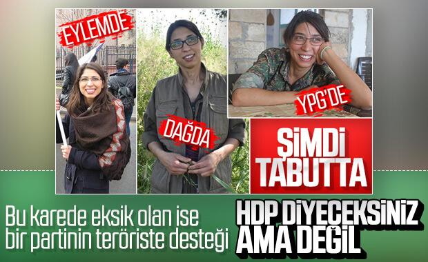 Veli Ağbaba, YPG'li Ceren Güneş'i Meclis'te konuşturmuştu