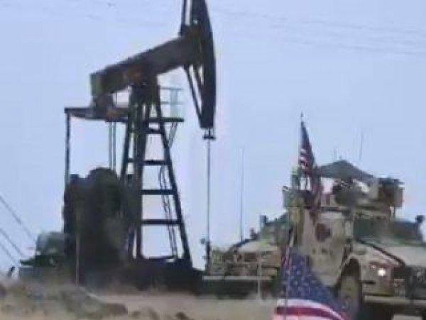 Amerika: Suriye'deki petrol YPG'ye gidecek