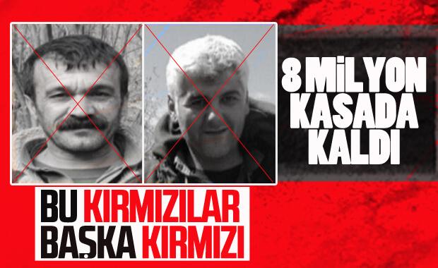 Diyarbakır'da kırmızı listede aranan 2 terörist öldürüldü
