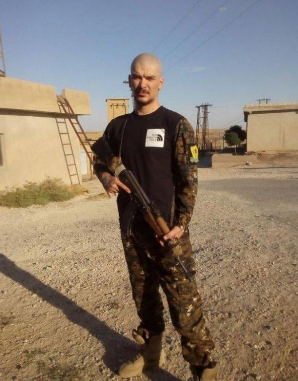 İngiltere'den PKK/YPG'li teröriste 4 yıl ceza