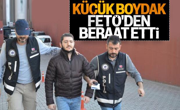 Memduh Boydak'ın oğluna FETÖ'den beraat kararı