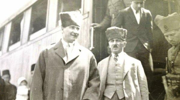 Mustafa Kemal Atatürk'ün biyografisi