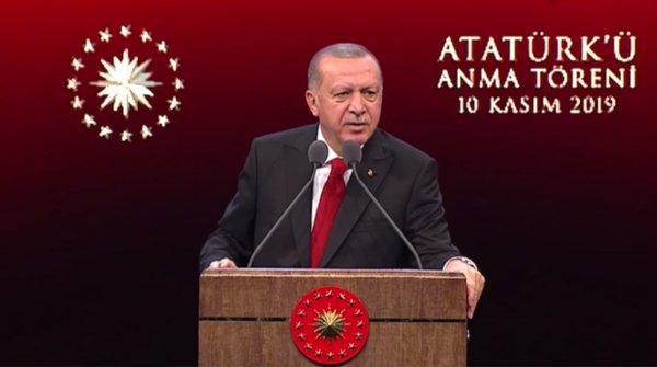 Erdoğan, tank fabrikası satıldı iddiasını yalanladı