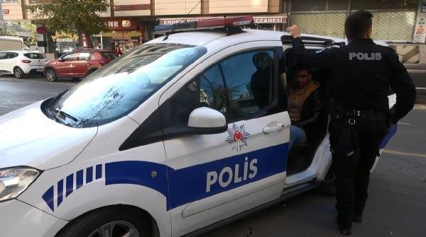 İstanbul'da maaşını isteyen Suriyeli işçiye dayak