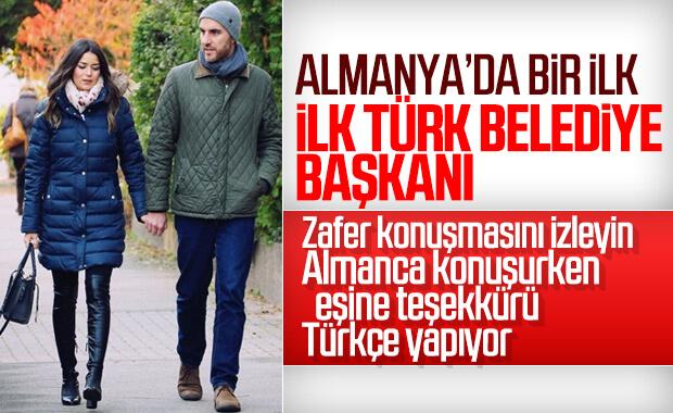 Hannover'ın yeni belediye başkanı Türk kökenli
