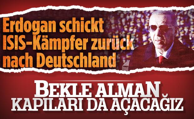 Alman medyasında DEAŞ'lı paniği