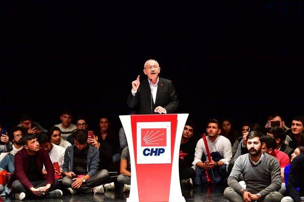Kılıçdaroğlu bir etkinlikte Atatürkçülük hakkında konuştu